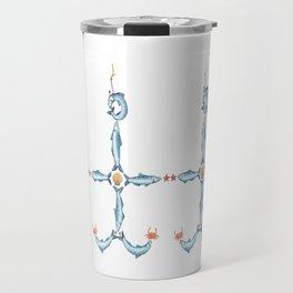 The Sardine Anchor Travel Mug