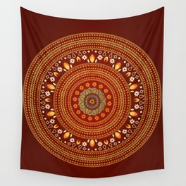 Exotic Autumn Wall Tapestry