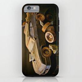 Mad Max Interceptor iPhone Case