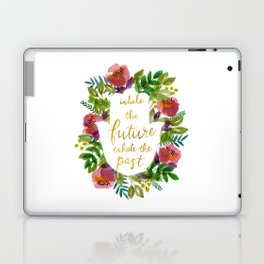 Inhale the Future Laptop & iPad Skin