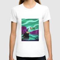 peter pan T-shirts featuring Peter Pan by enosay
