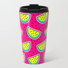 Cosmic Watermelon Travel Mug