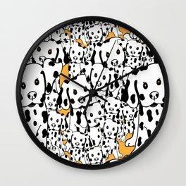 101 Dalmatians Wall Clock