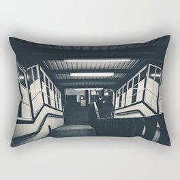 Time Alone Rectangular Pillow