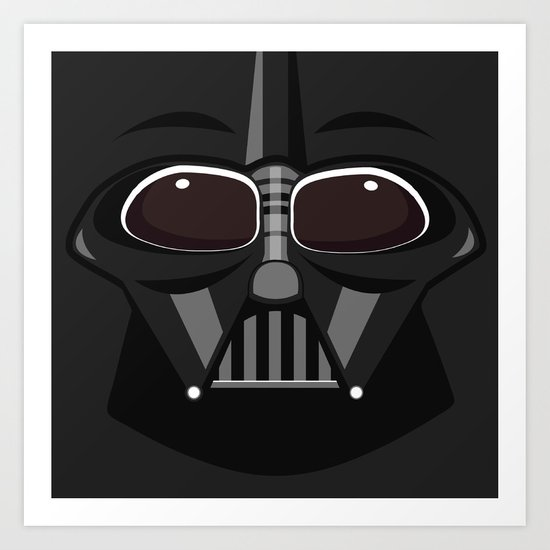 Darth Vader - Starwars Art Print