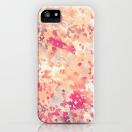 Acid Camouflage iPhone Case