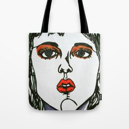 Heaven by Lilly Hibbs Tote Bag