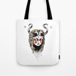KrampusGirl Tote Bag