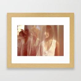 ALGUEM Framed Art Print