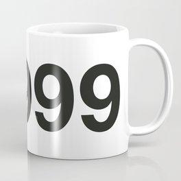 1999 Coffee Mug