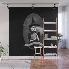 Gemini Witchy Zodiac Wall Mural