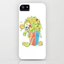 Poison corn iPhone Case