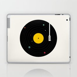 Music, Everywhere Laptop & iPad Skin