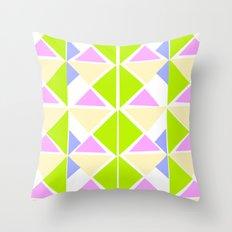Deco 2 Throw Pillow