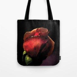 Rose encore fermée colors fashion Jacob's Paris Tote Bag