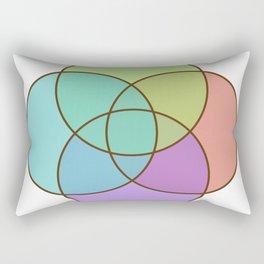 Plural Pride Rectangular Pillow