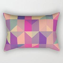 Turn The Beat Around Rectangular Pillow
