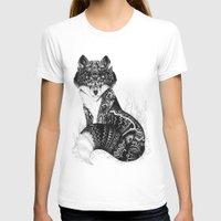 wildlife T-shirts featuring Wildlife Fox by Iain Macarthur