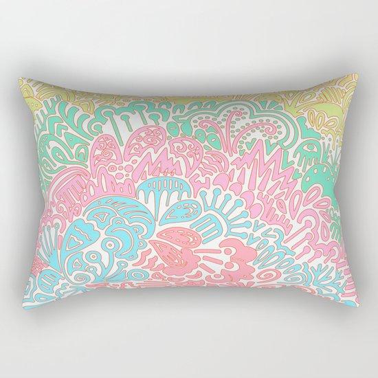 Tropic IV Rectangular Pillow