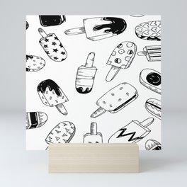 FREEZE Mini Art Print