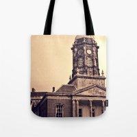 dublin Tote Bags featuring Dublin by Brugha