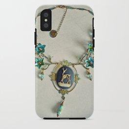 In Gloomy Bloom iPhone Case
