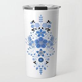 Spring Blues Travel Mug