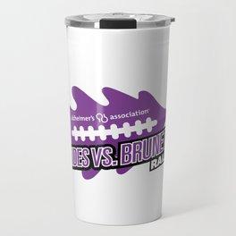 BVB Raleigh Logo Travel Mug