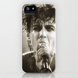 sweat covered iPhone Case