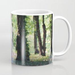 Alone in the wood Coffee Mug