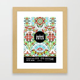 THE OBVIOUS CHILD - FILM POSTER Framed Art Print