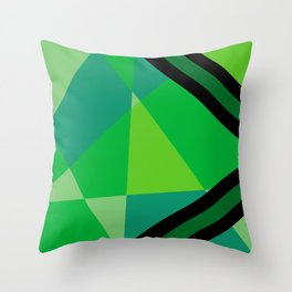 Ninja Turtle Throw Pillow