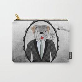 Mr. Dandy - English Bulldog Carry-All Pouch