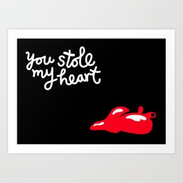 Love 5 Art Print