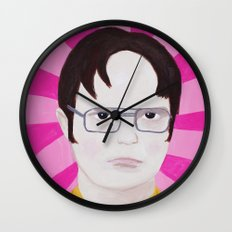 Dwight Wall Clock