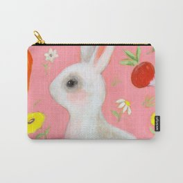 Bunny and treats Carry-All Pouch