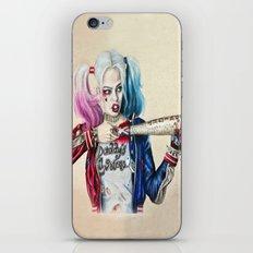 Harley Quinn iPhone & iPod Skin