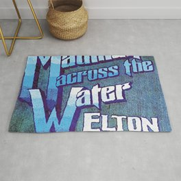 Madman Across The Water Rug