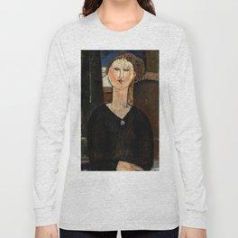 "Amedeo Modigliani ""Antonia"" Long Sleeve T-shirt"