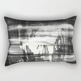 Outer Body Experience Rectangular Pillow