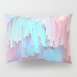 Pastel Glitches Fall Pillow Sham