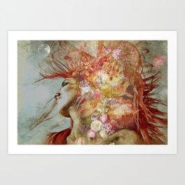Florgastic Art Print