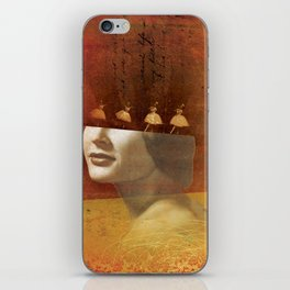 Social Life 15: The Dancer 2 iPhone Skin