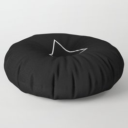 Triangle - 1 Floor Pillow
