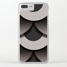 Doughnut Box Clear iPhone Case