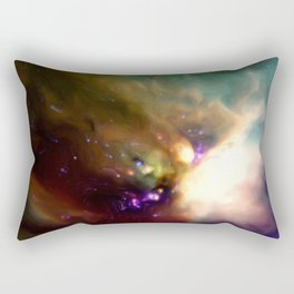 Young Stars in Formation Rectangular Pillow