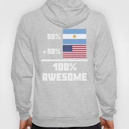 Awesome Argentinian American Hoody