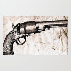 American Pistol II Rug