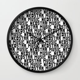 Brand is worth 1000 Words Wall Clock