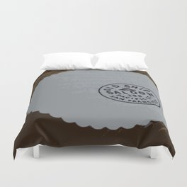 Old Ship Saloon Duvet Cover